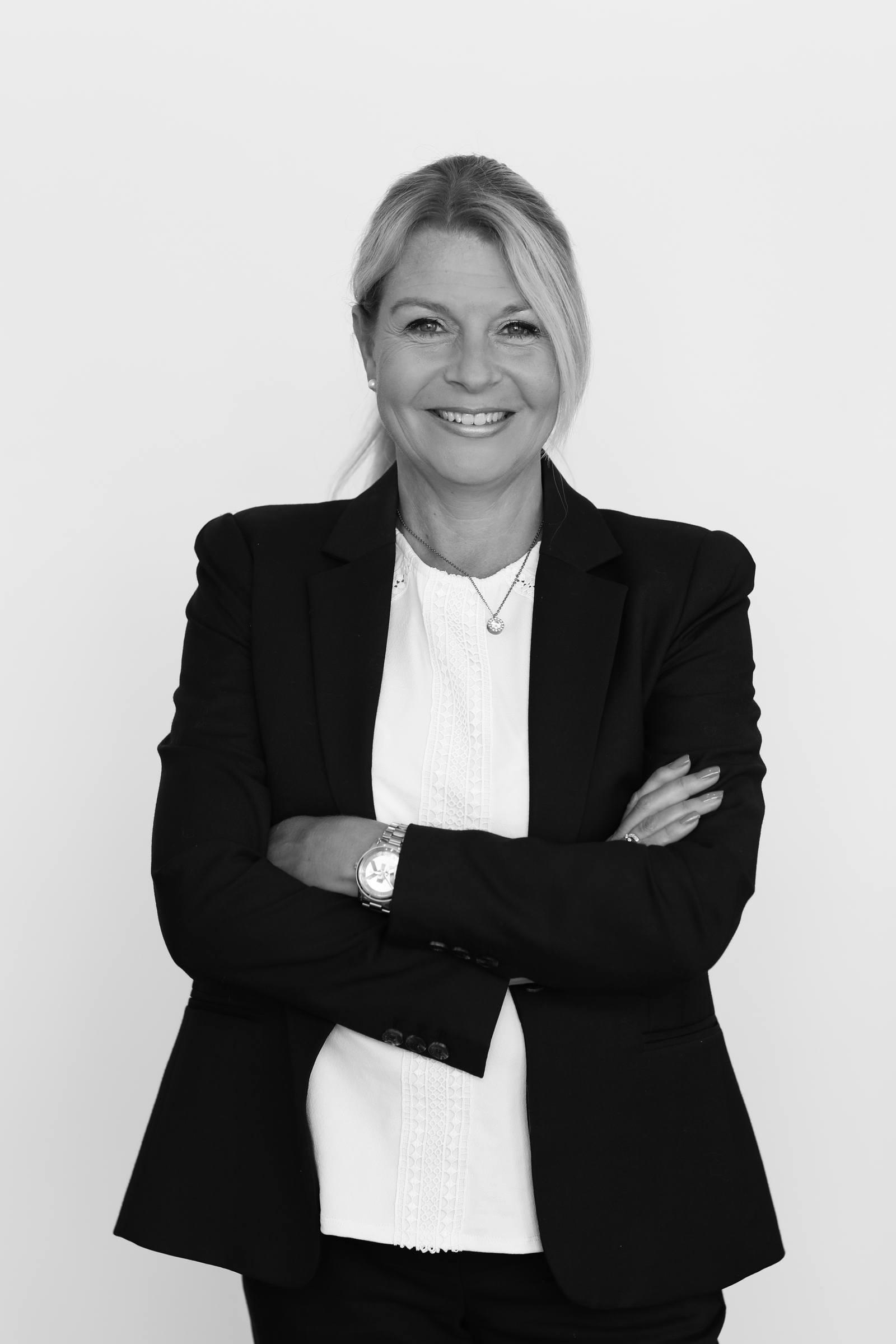 Porträtt av Annika Karlsson Örman