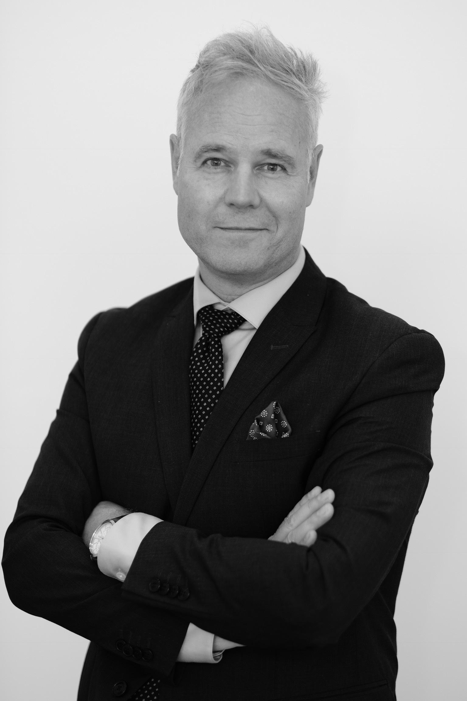 Porträtt av Magnus Andersson